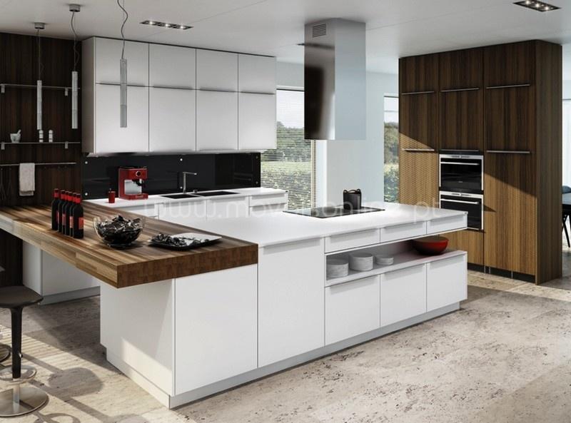 cozinhas modernas