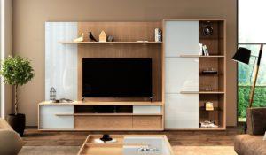 estantes tv