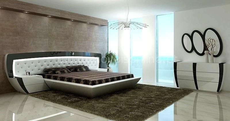 quartos modernos